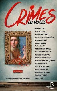 Crimes au musée | DESJOURS, Ingrid. Auteur