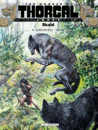 Les mondes de Thorgal, Louve. Volume 5, Skald