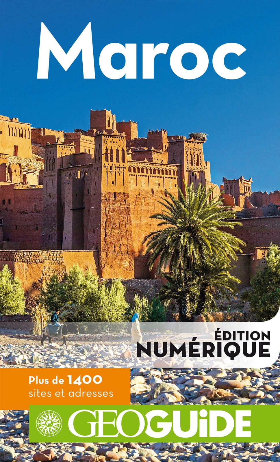 GEOguide Maroc | Collectif,