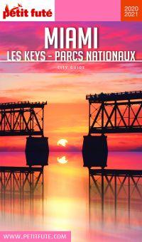 Image de couverture (MIAMI 2020/2021 Petit Futé)