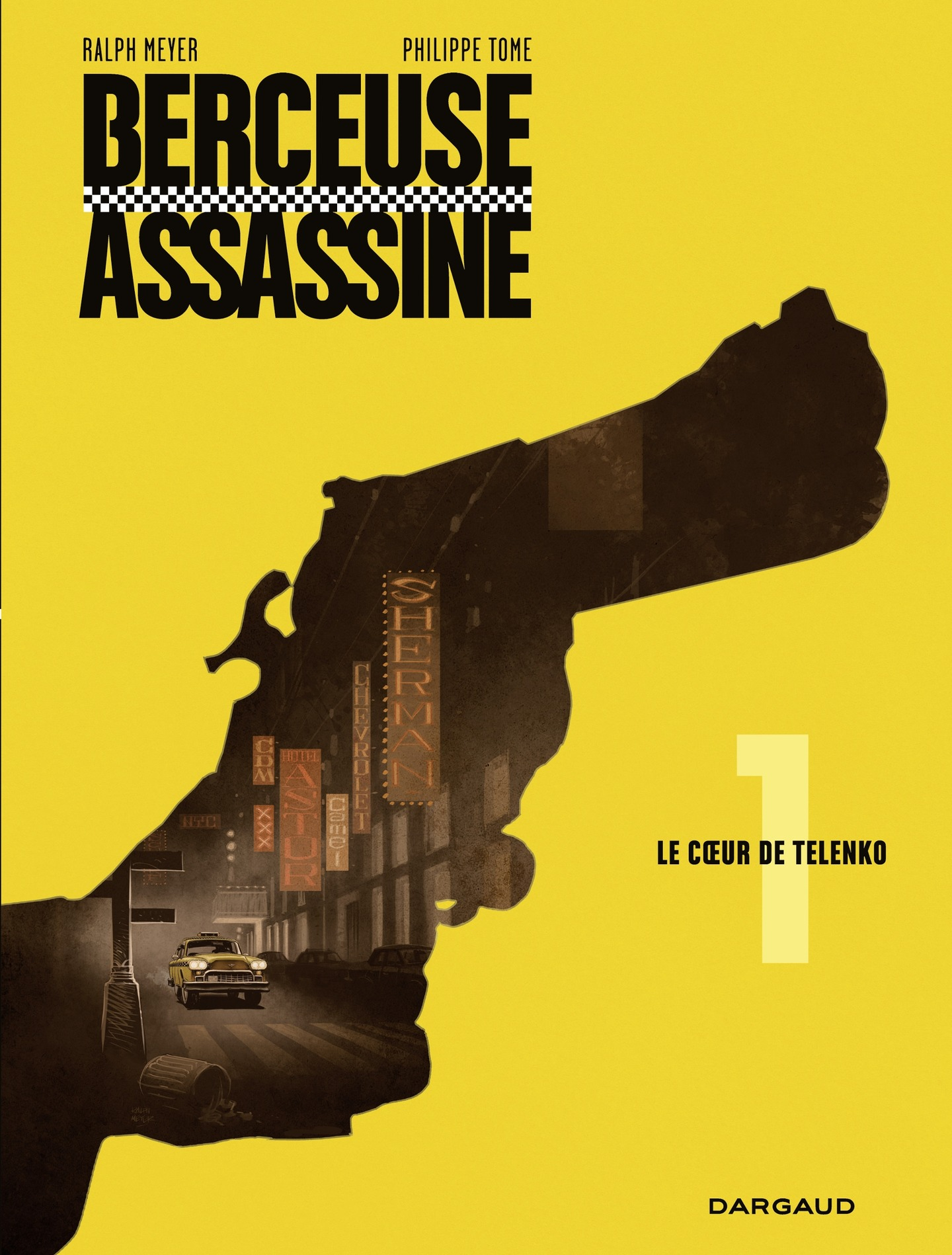 Berceuse assassine - tome 1...