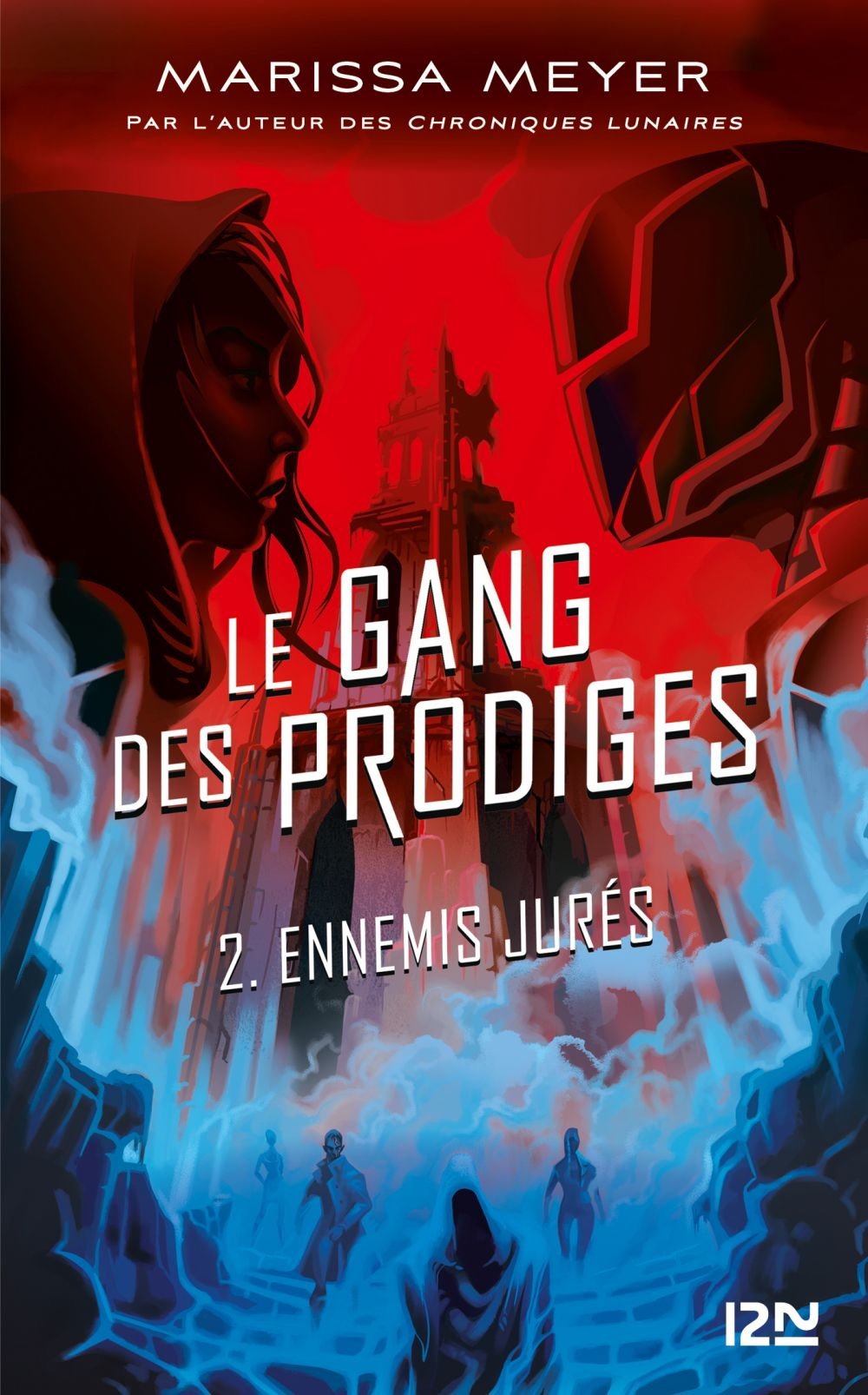 Le gang des prodiges - tome 02 | MEYER, Marissa. Auteur