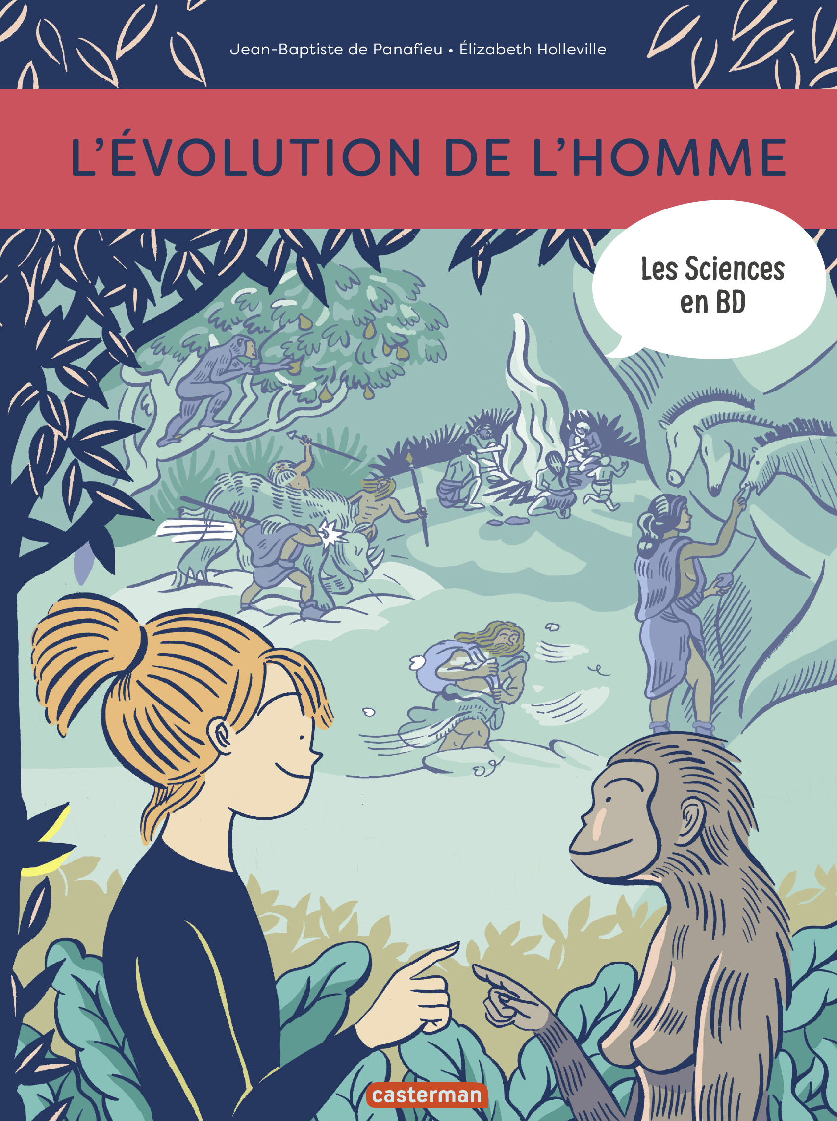 Les sciences en BD - L'Évol...