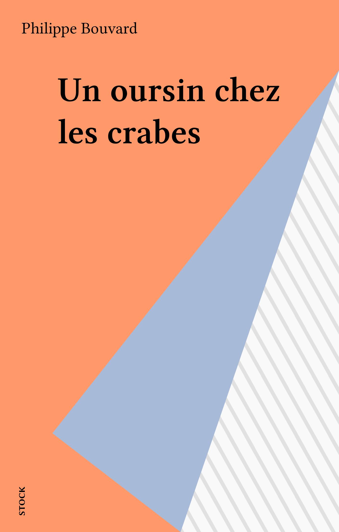 Un oursin chez les crabes