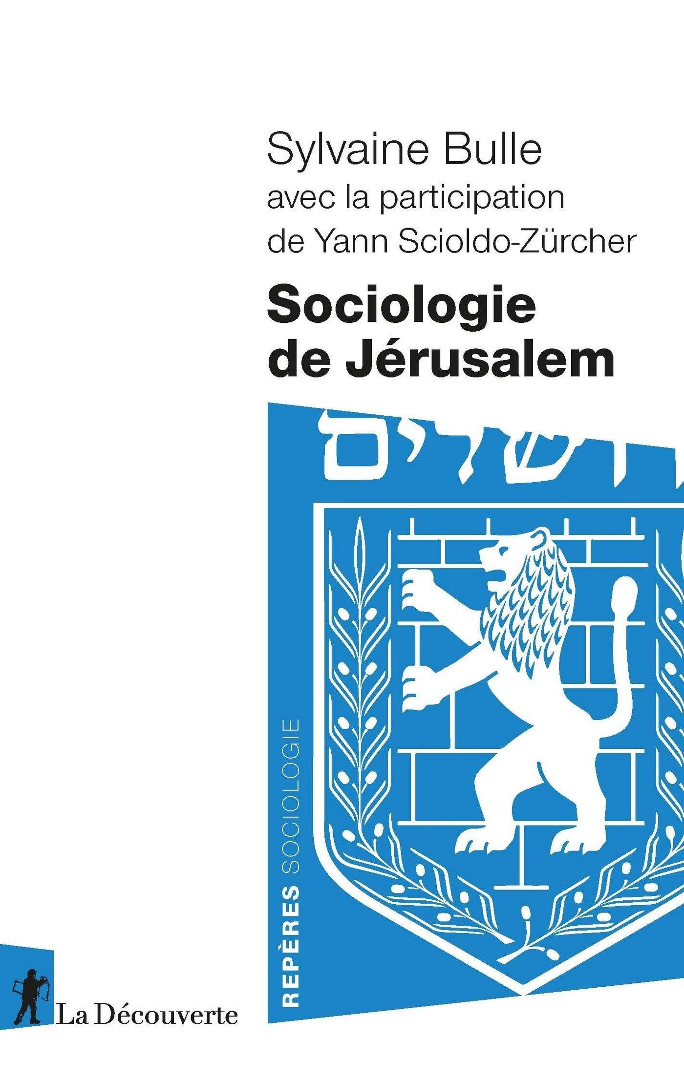 SOCIOLOGIE DE JERUSALEM