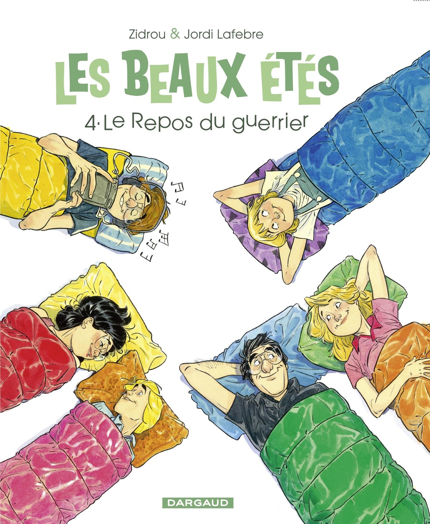 Les Beaux Étés - tome 4 - R...