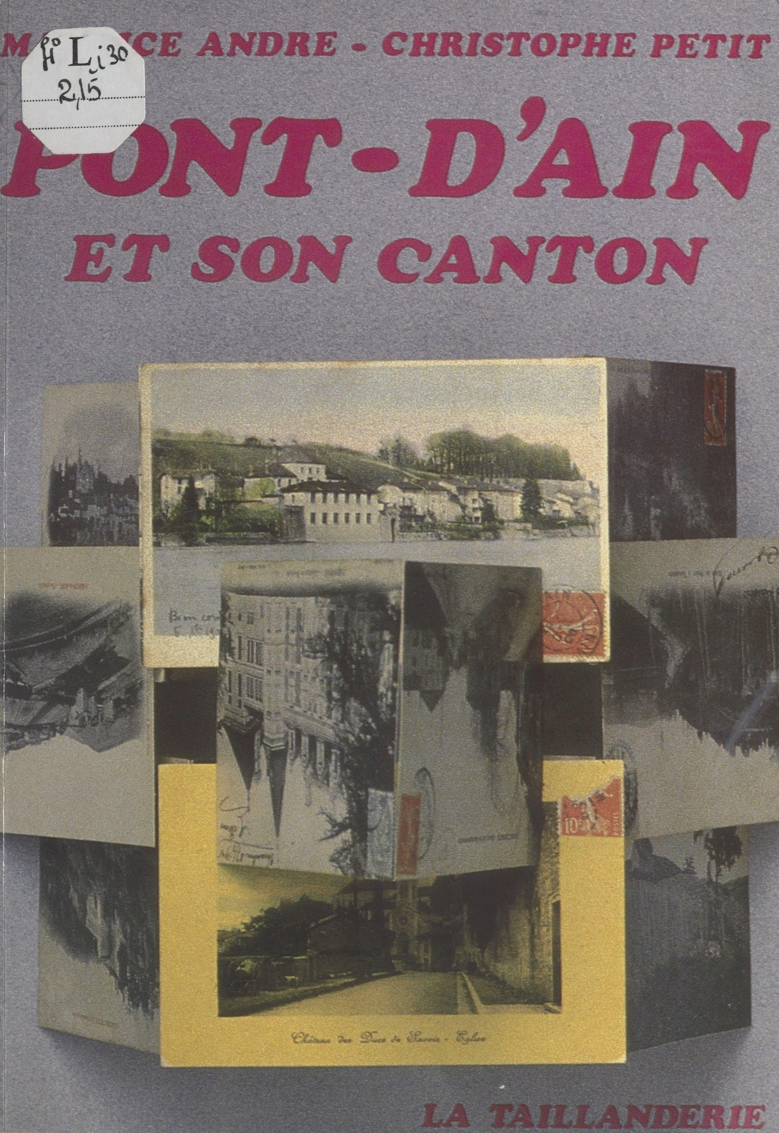 Pont-d'Ain et son canton