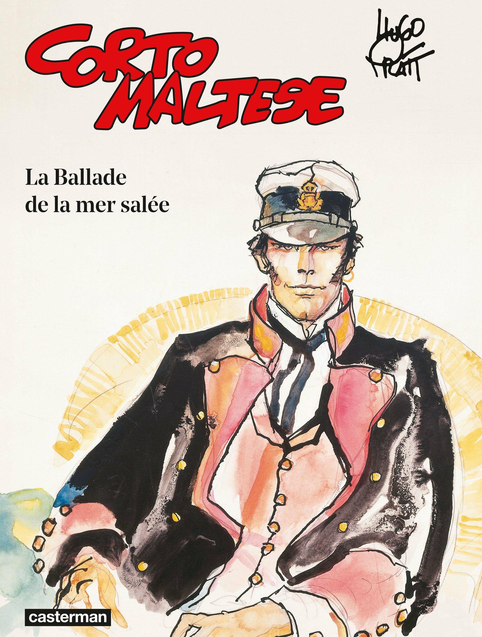 Corto Maltese (Tome 1) - La Ballade de la mer salée | Pratt, Hugo