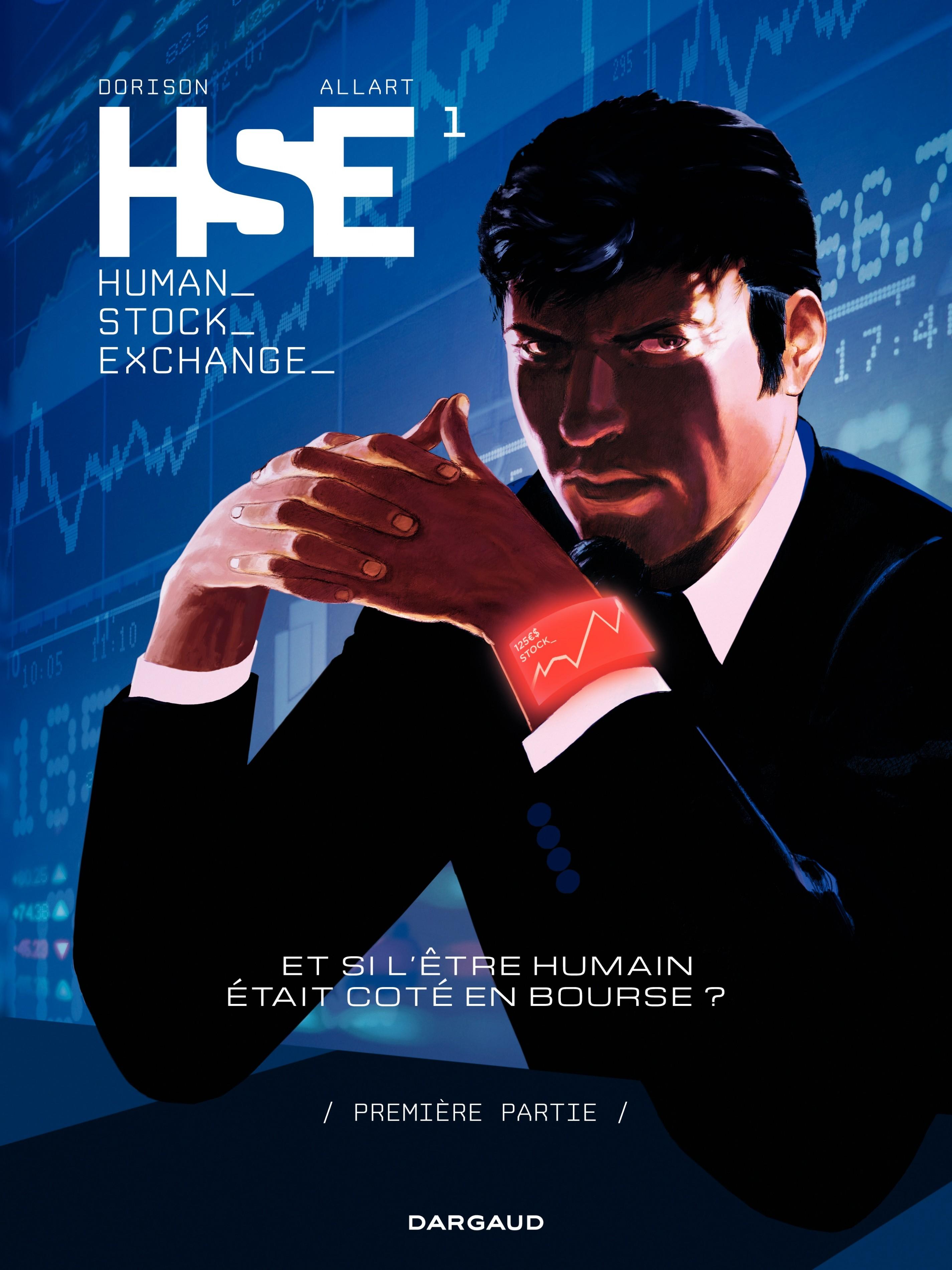 Human Stock Exchange - Tome 1