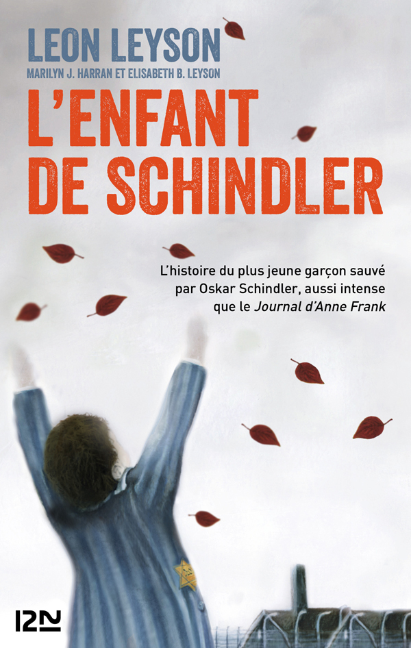 L'enfant de Schindler | LEYSON, Leon