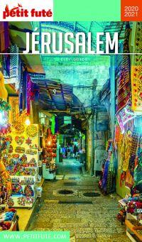 Image de couverture (JÉRUSALEM 2020/2021 Petit Futé)
