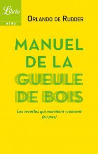 Cover image (Manuel de la gueule de bois)