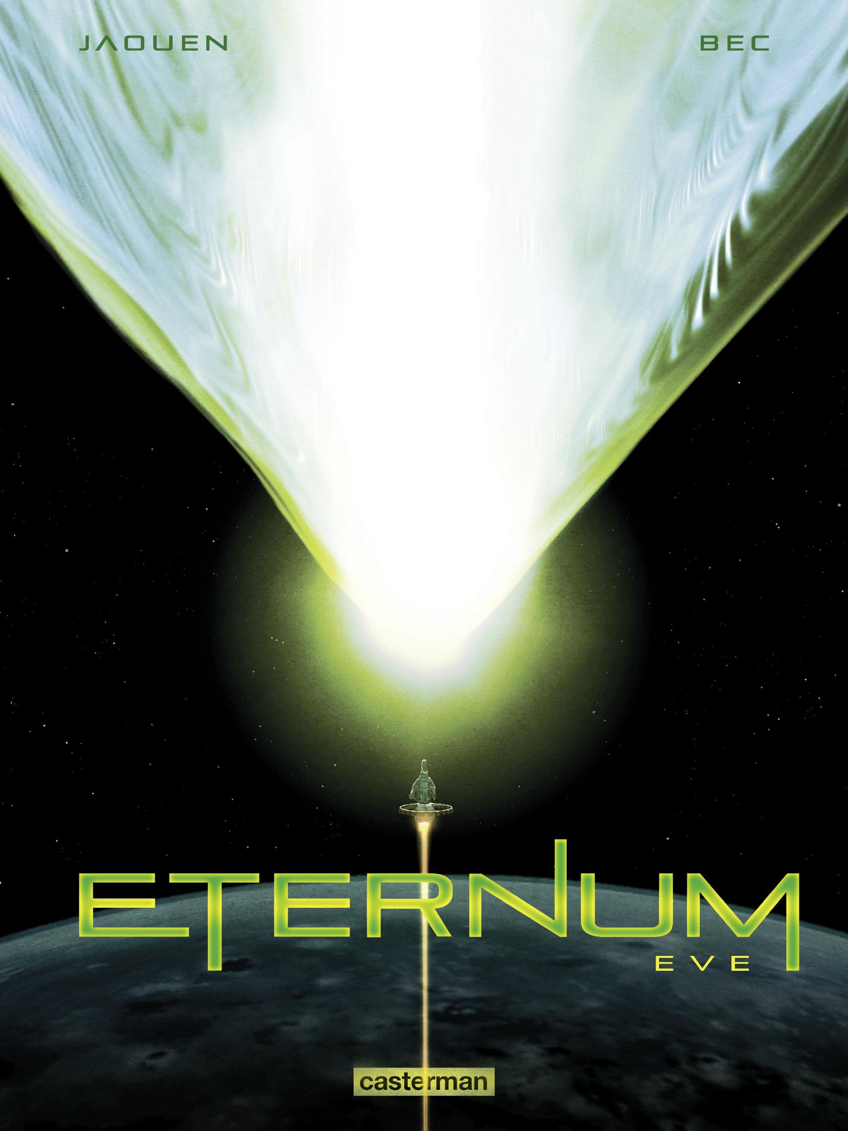 Eternum (Tome 3) - Eve