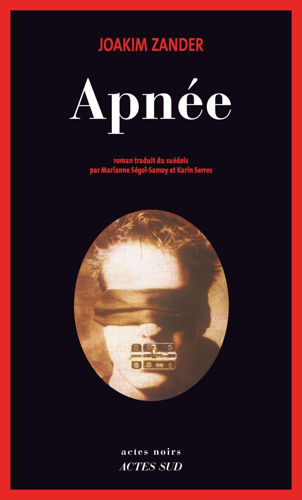 Apnée | Zander, Joakim (1975-....). Auteur