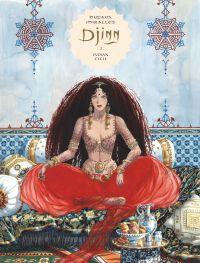 Djinn - Volume 3- Indian Cycle