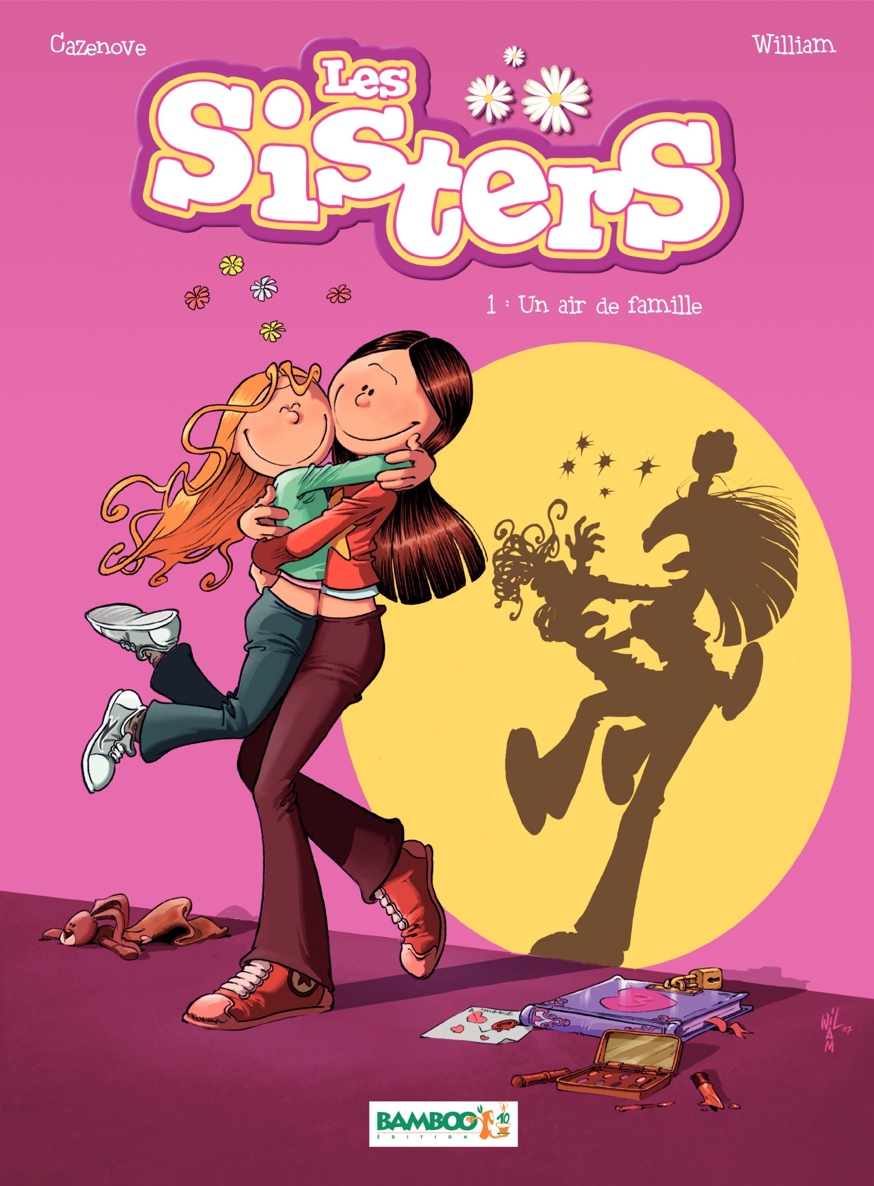 Les Sisters - Tome 1 - un air de famille
