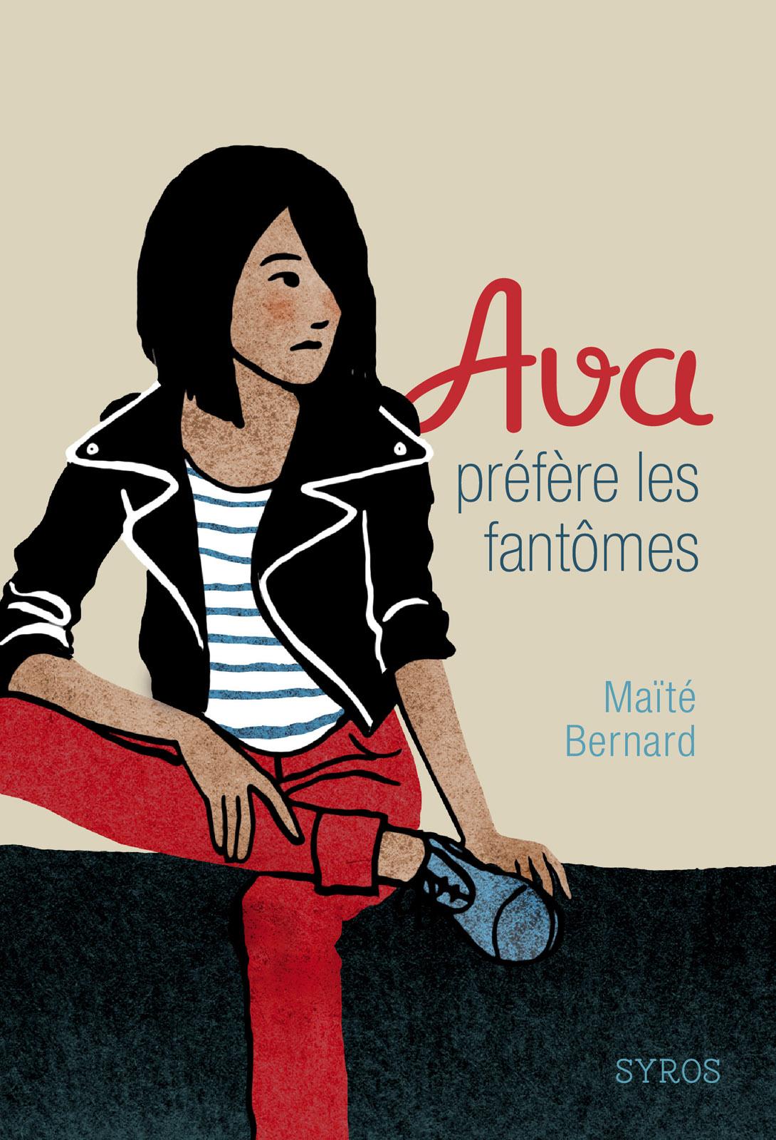 Ava préfère les fantômes   Bernard, Maïté