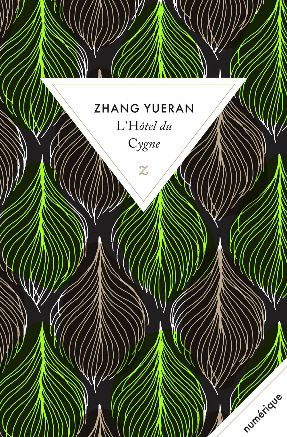 L'Hôtel du Cygne | Yueran, Zhang. Auteur