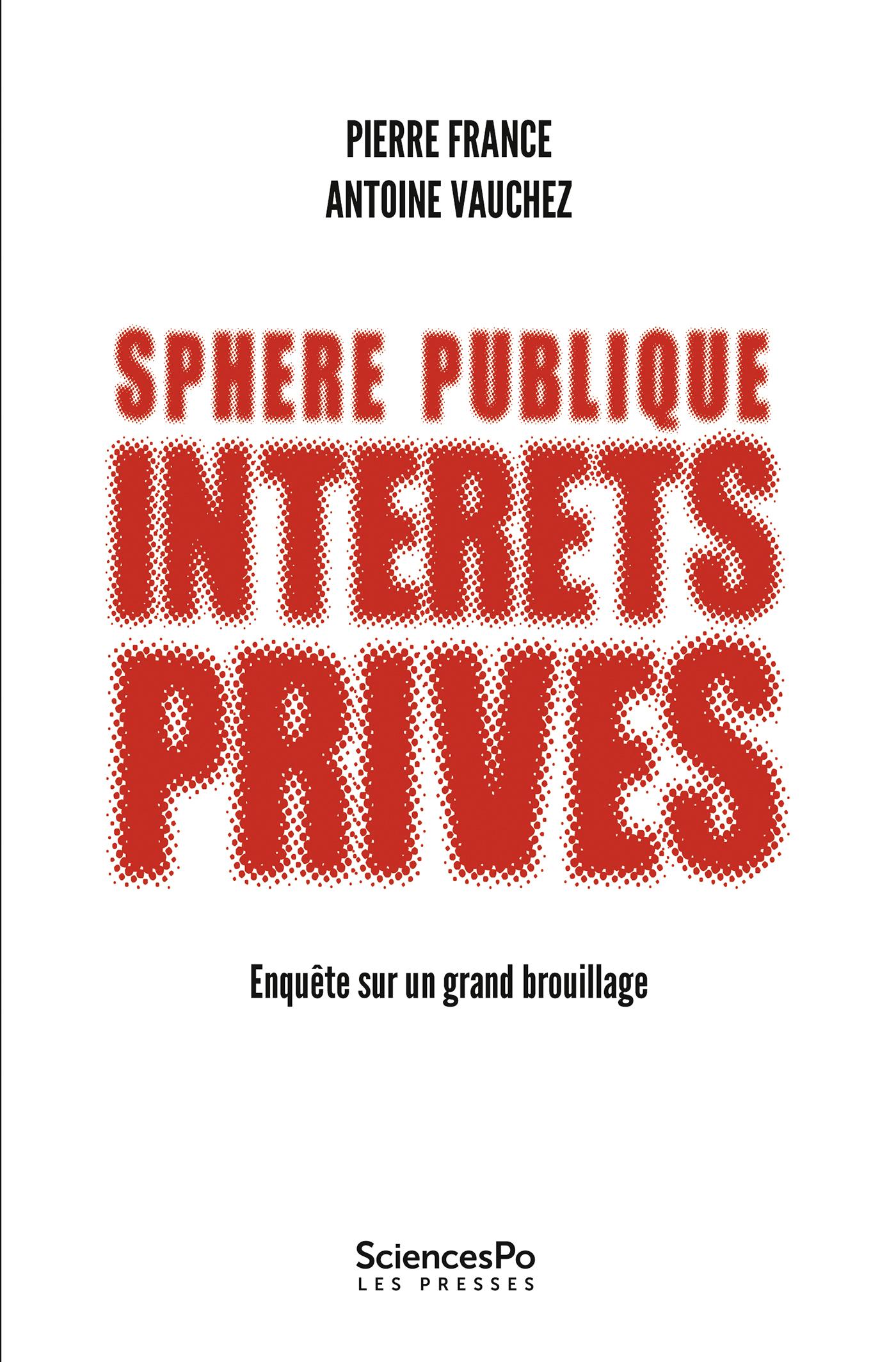 Sphère publique, intérêts p...