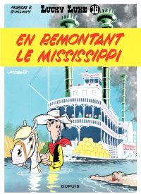 Lucky Luke - Tome 16 - En remontant le Mississipi | Morris, . Illustrateur
