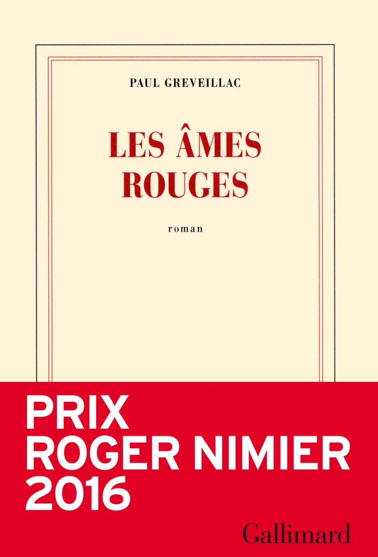 Les âmes rouges | Greveillac, Paul (1981-....). Auteur