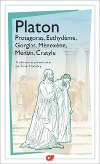 Protagoras - Euthydème - Go...