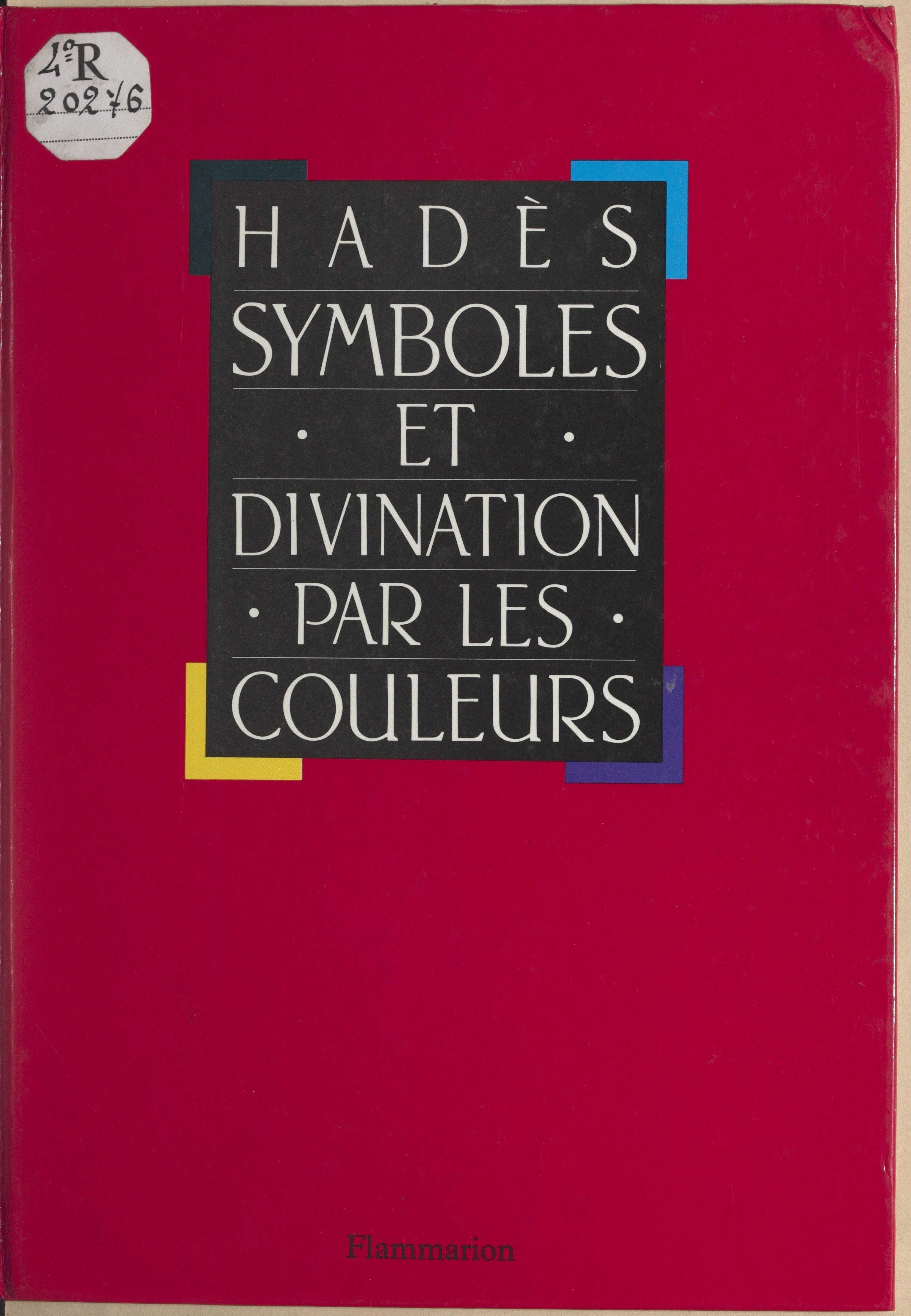 Symboles et divination par ...