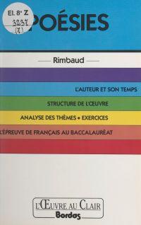 Poésies, Rimbaud
