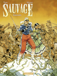 Sauvage (Tome 4)  - Esmeralda