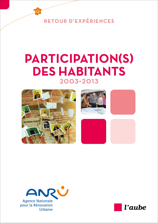 Participation(s) des habitants 2003-2013
