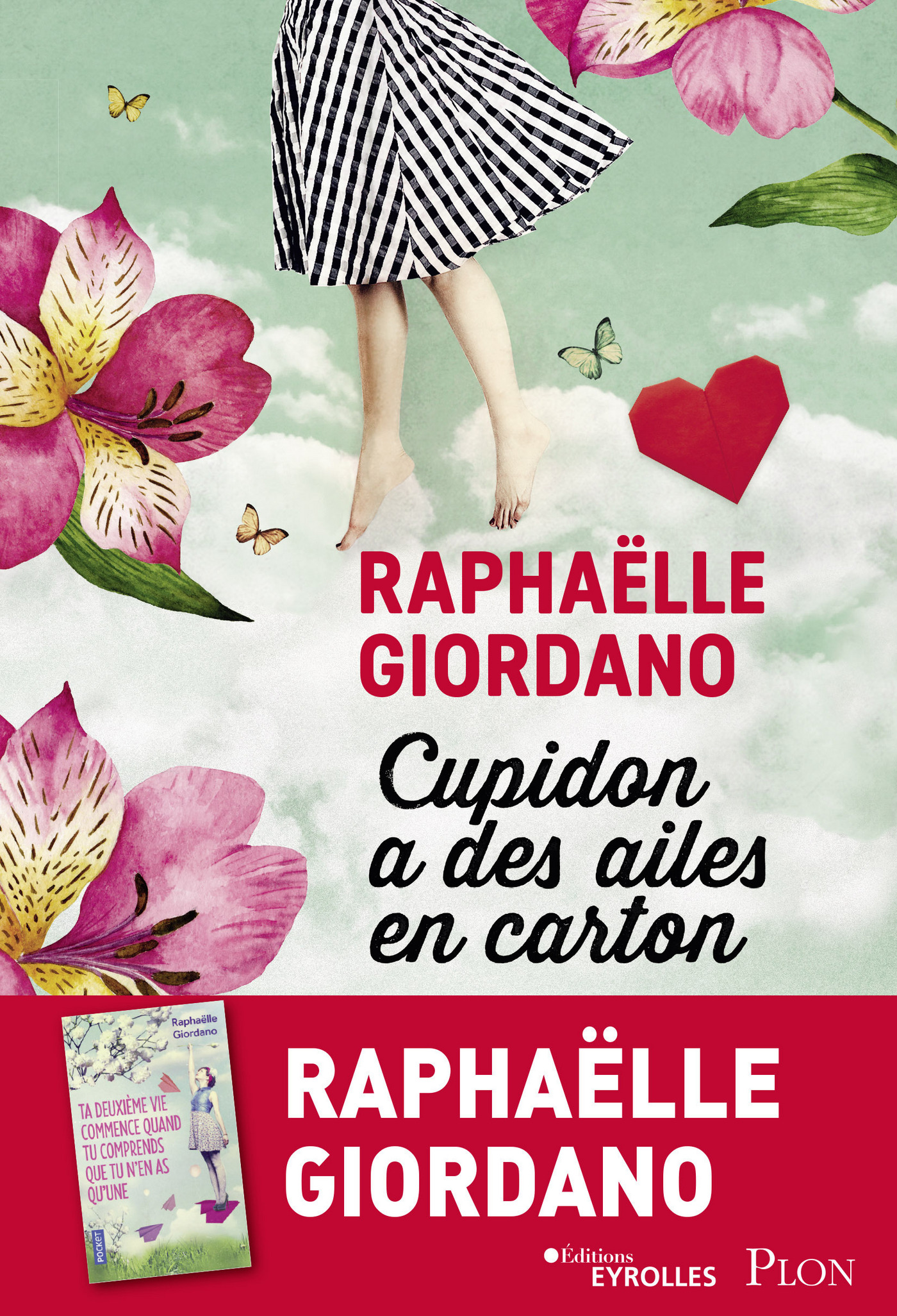 Cupidon a des ailes en carton | GIORDANO, Raphaëlle