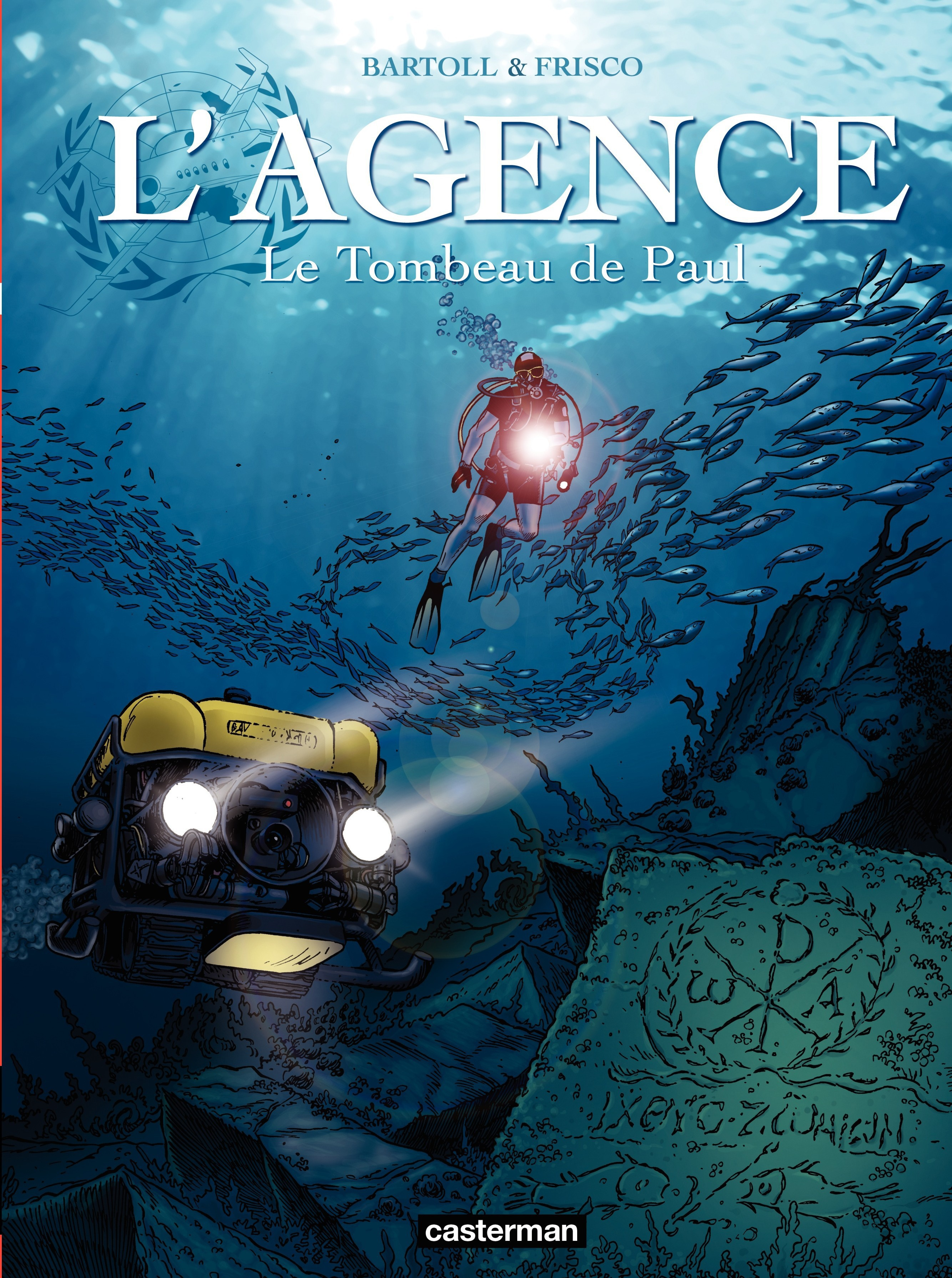 L'Agence (Tome 5) - Le Tombeau de Paul