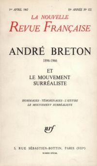 André Breton et le mouvement surréaliste N' 172 (Avril 1967)