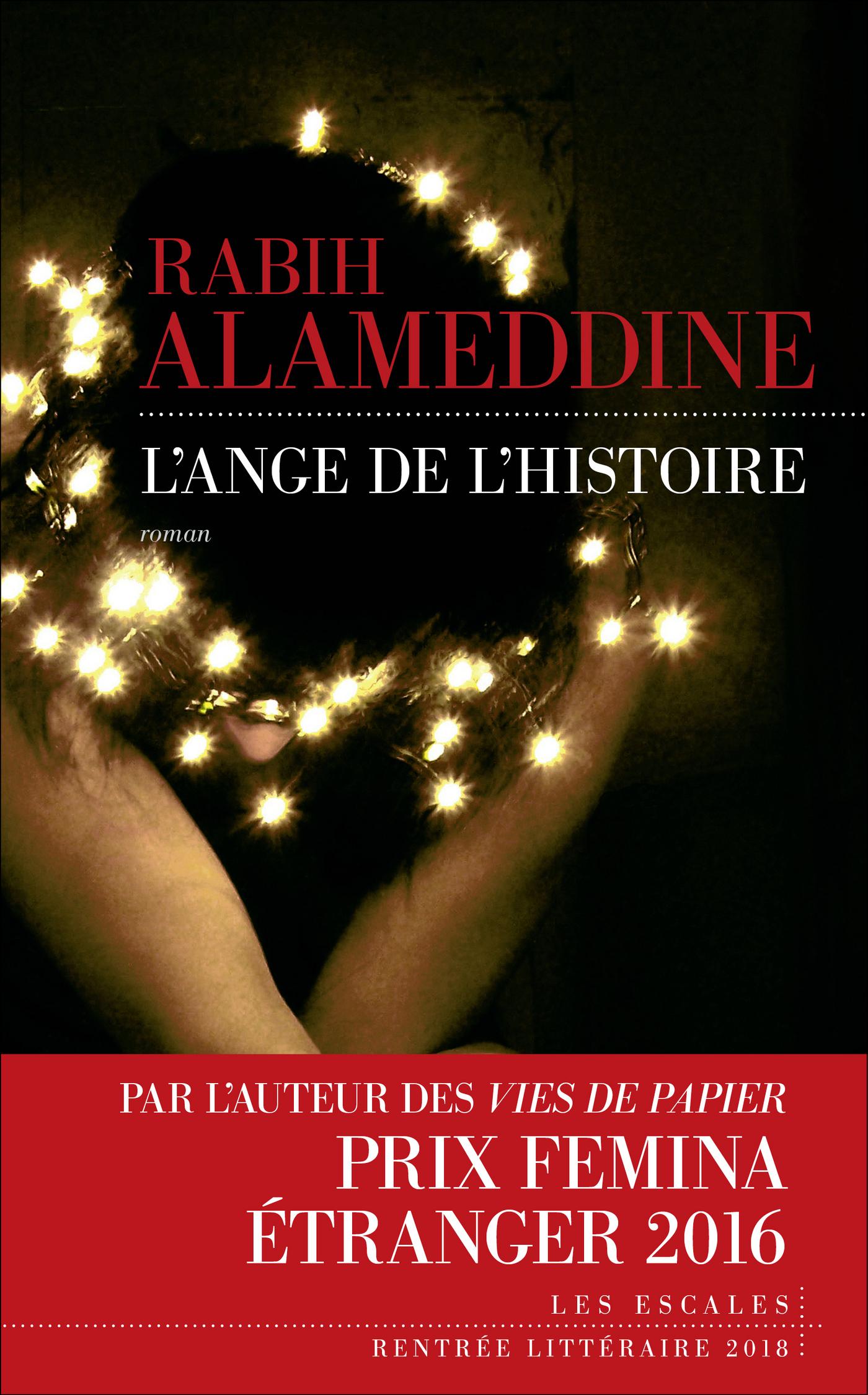 L'Ange de l'histoire | ALAMEDDINE, Rabih