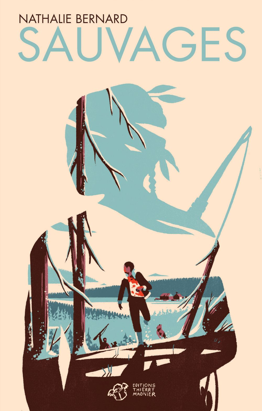 Sauvages | Bernard, Nathalie. Auteur