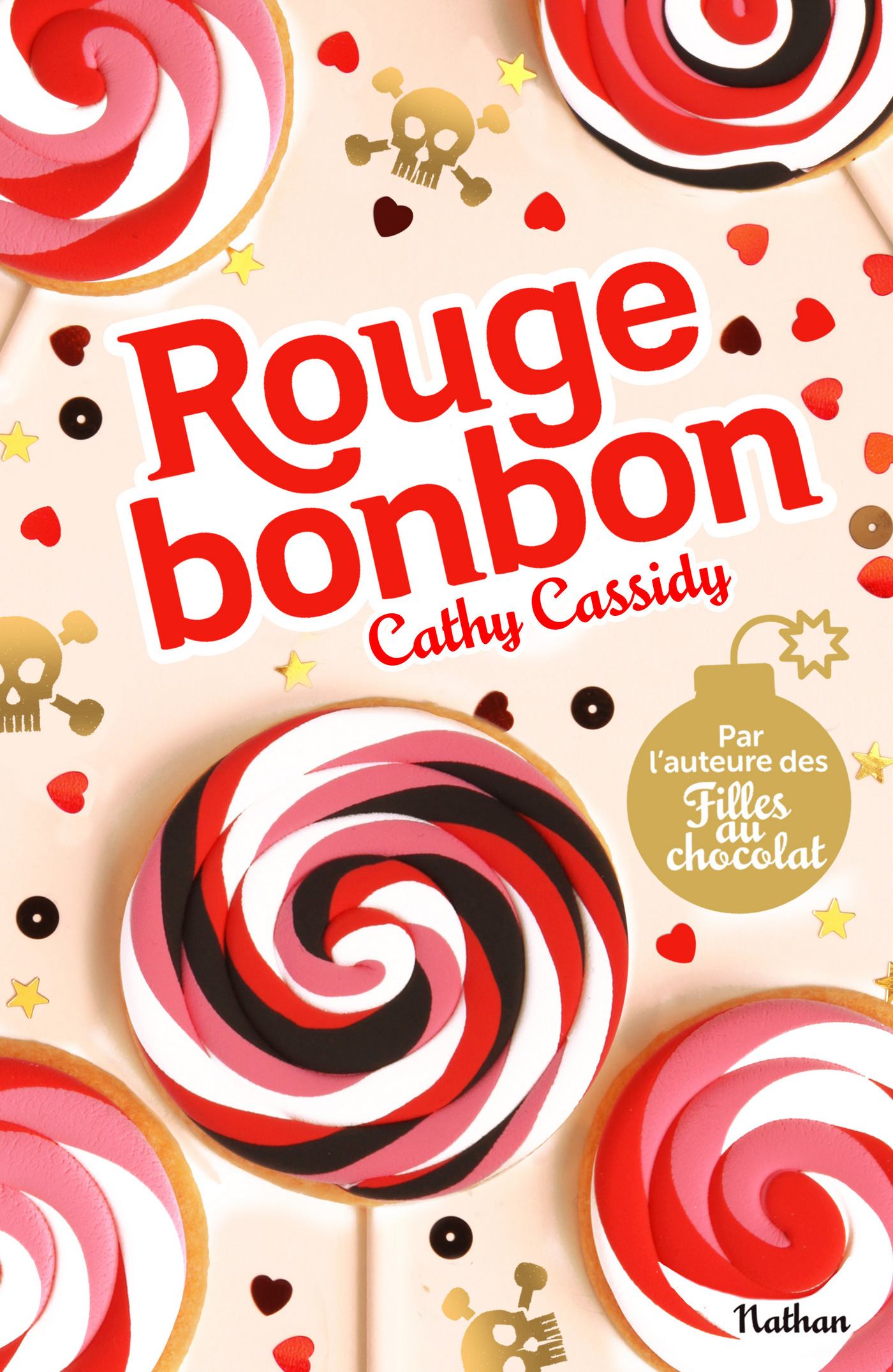 Rouge bonbon | Cassidy, Cathy