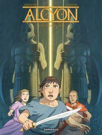Alcyon - Tome 3 - Le crépuscule des tyrans   Christophe Ferreira, . Illustrateur