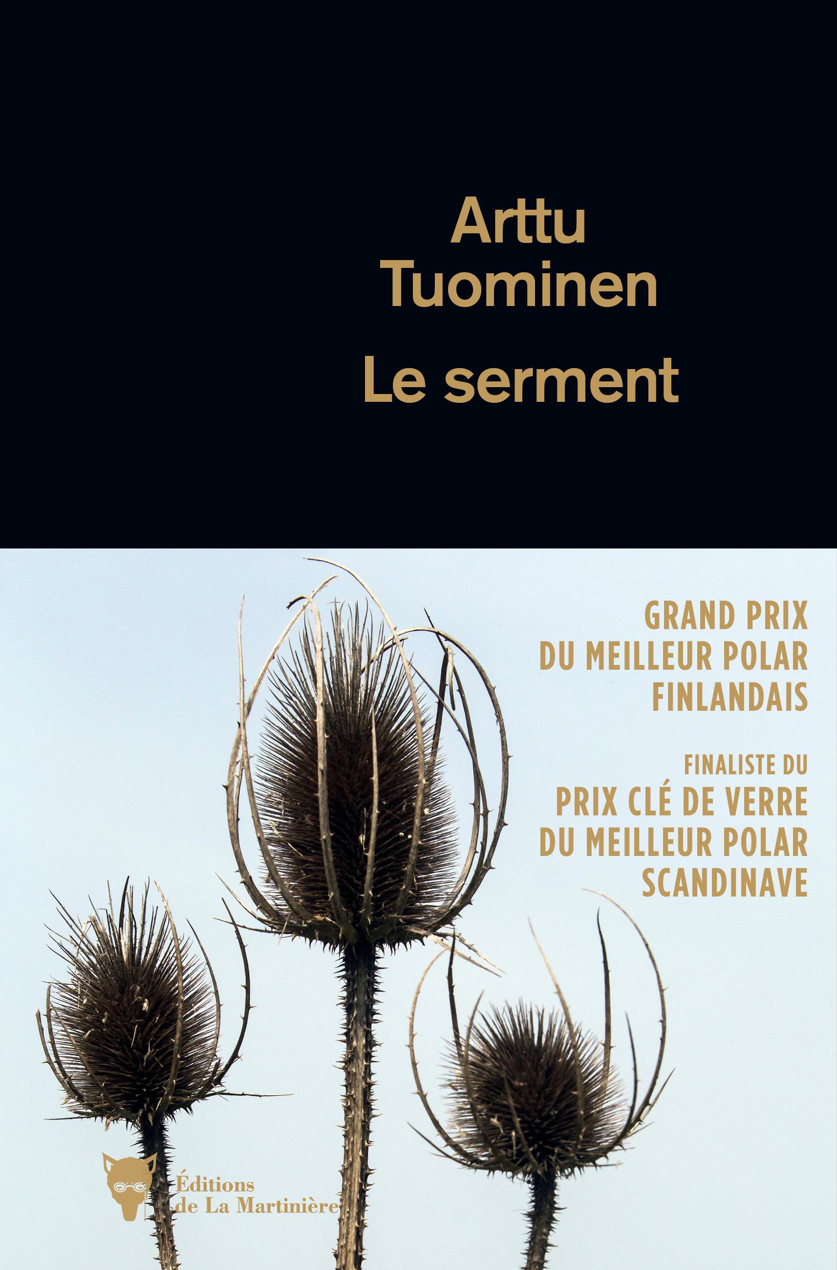 """Afficher """"Le Serment"""""""
