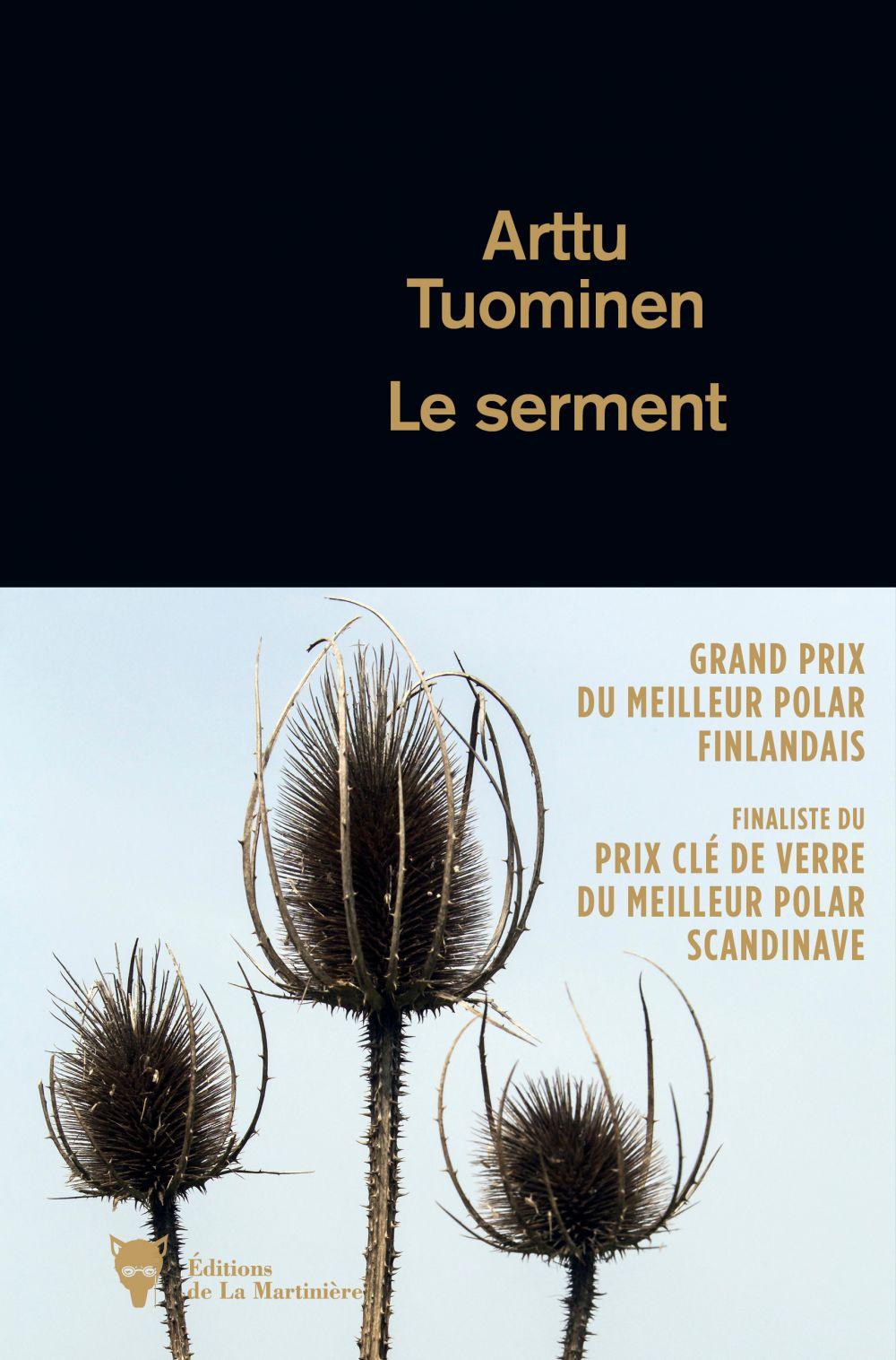 Le Serment | Tuominen, Arttu. Auteur