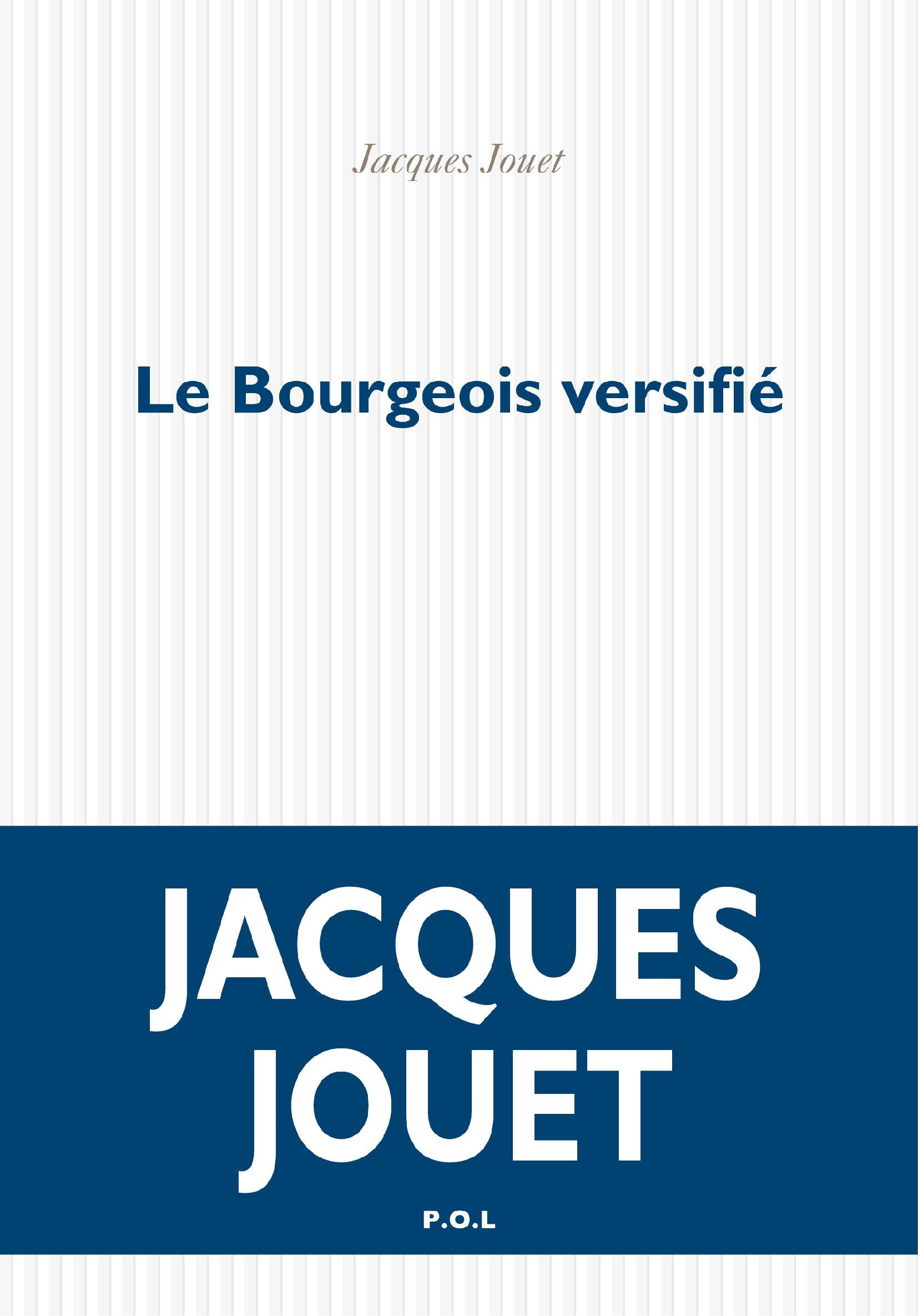 Le Bourgeois versifié