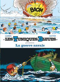 Image de couverture (Les Tuniques Bleues présentent - Tome 7 - La guerre navale)
