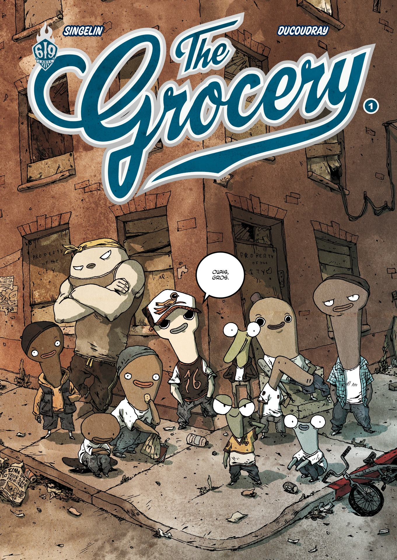 The Grocery - Tome 1