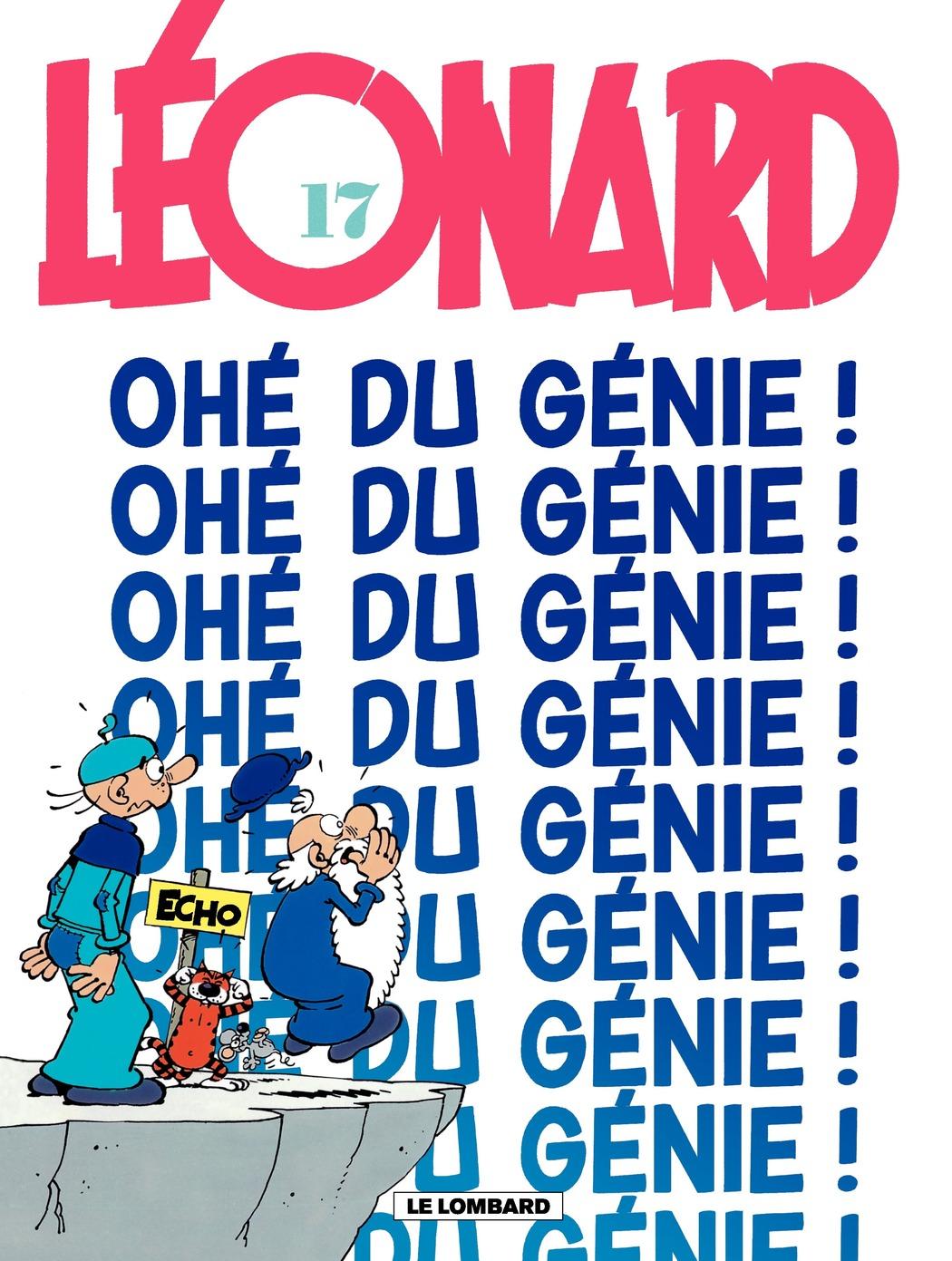Léonard - tome 17 - Ohé du génie !