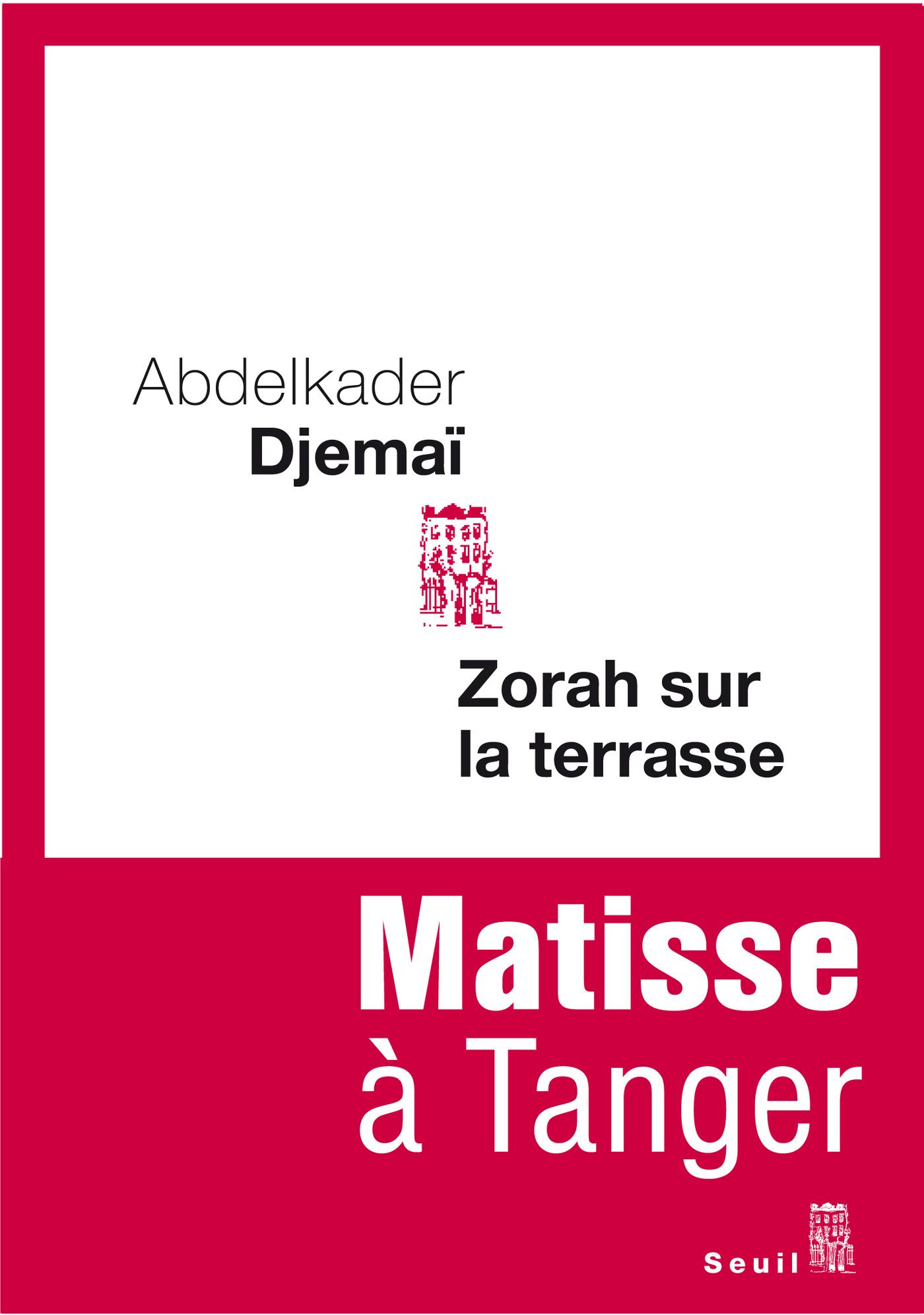 Zorah sur la terrasse. Matisse à Tanger