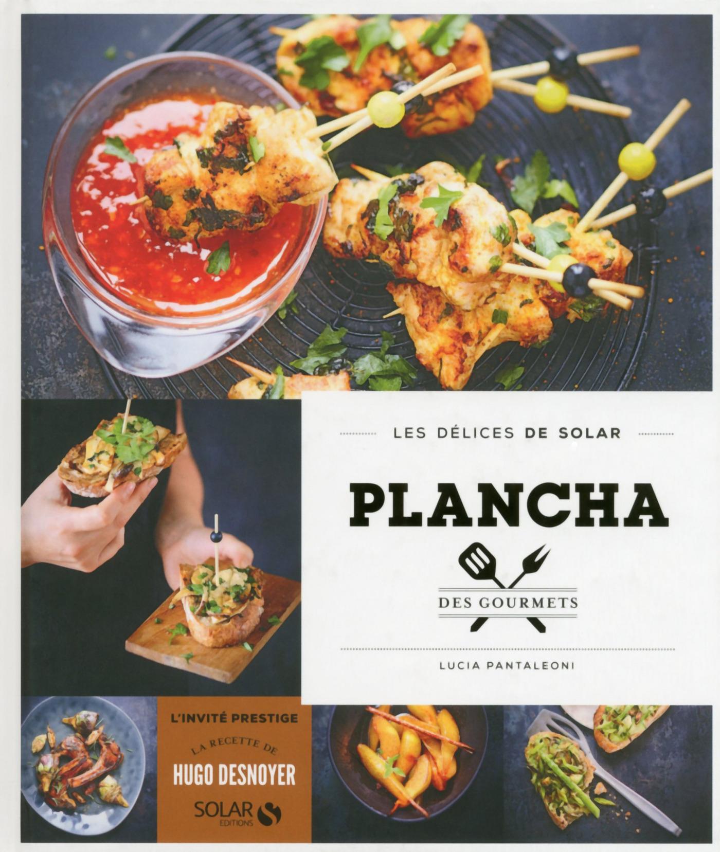 Plancha des gourmets - Les délices de Solar