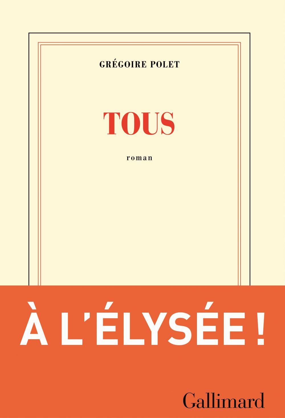 TOUS | Polet, Grégoire (1978-....). Auteur