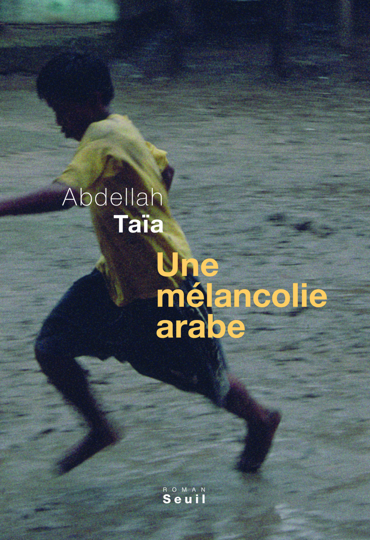 Une mélancolie arabe |