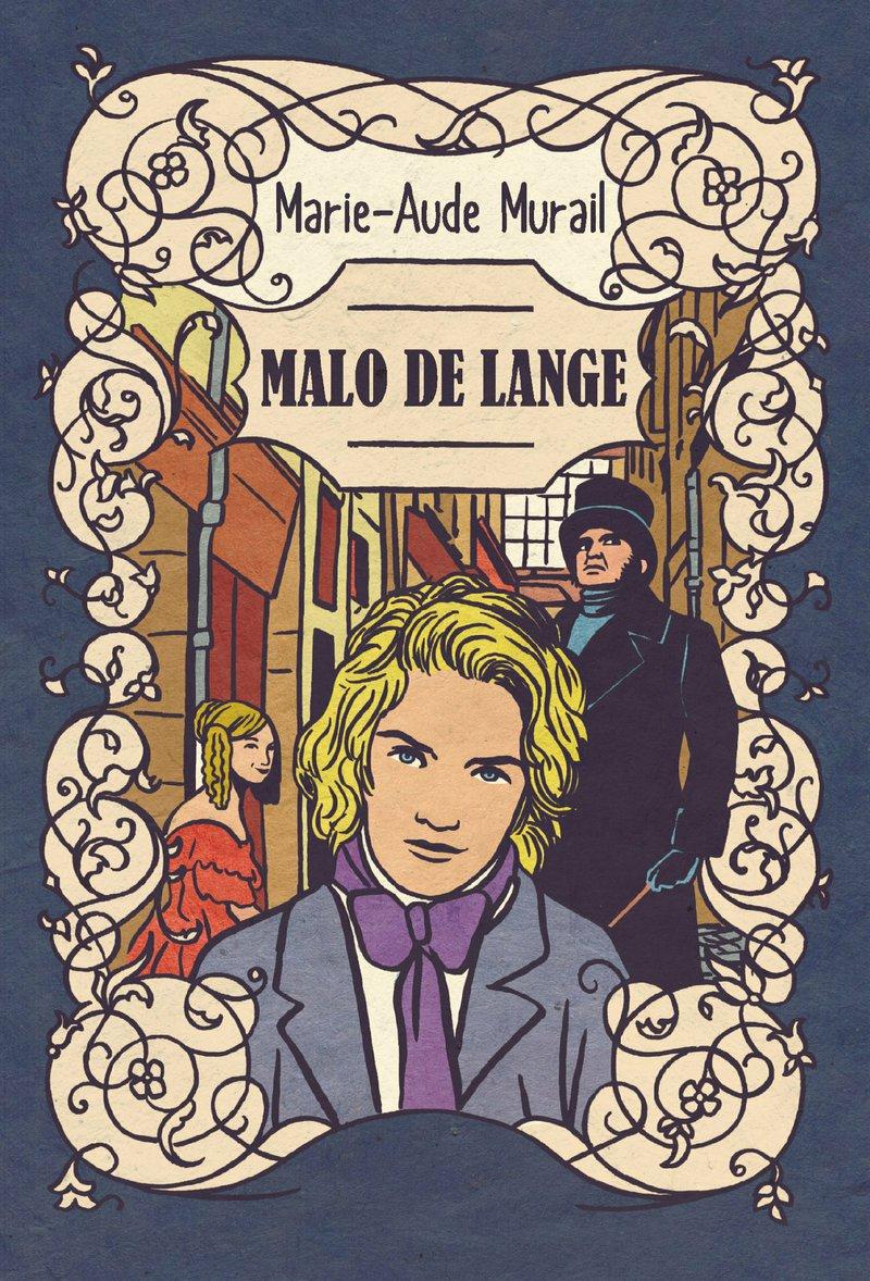 Malo de Lange - Anthologie
