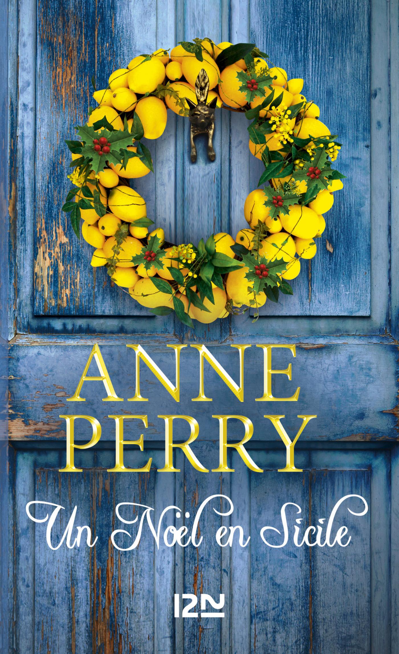 Un Noël en Sicile | PERRY, Anne