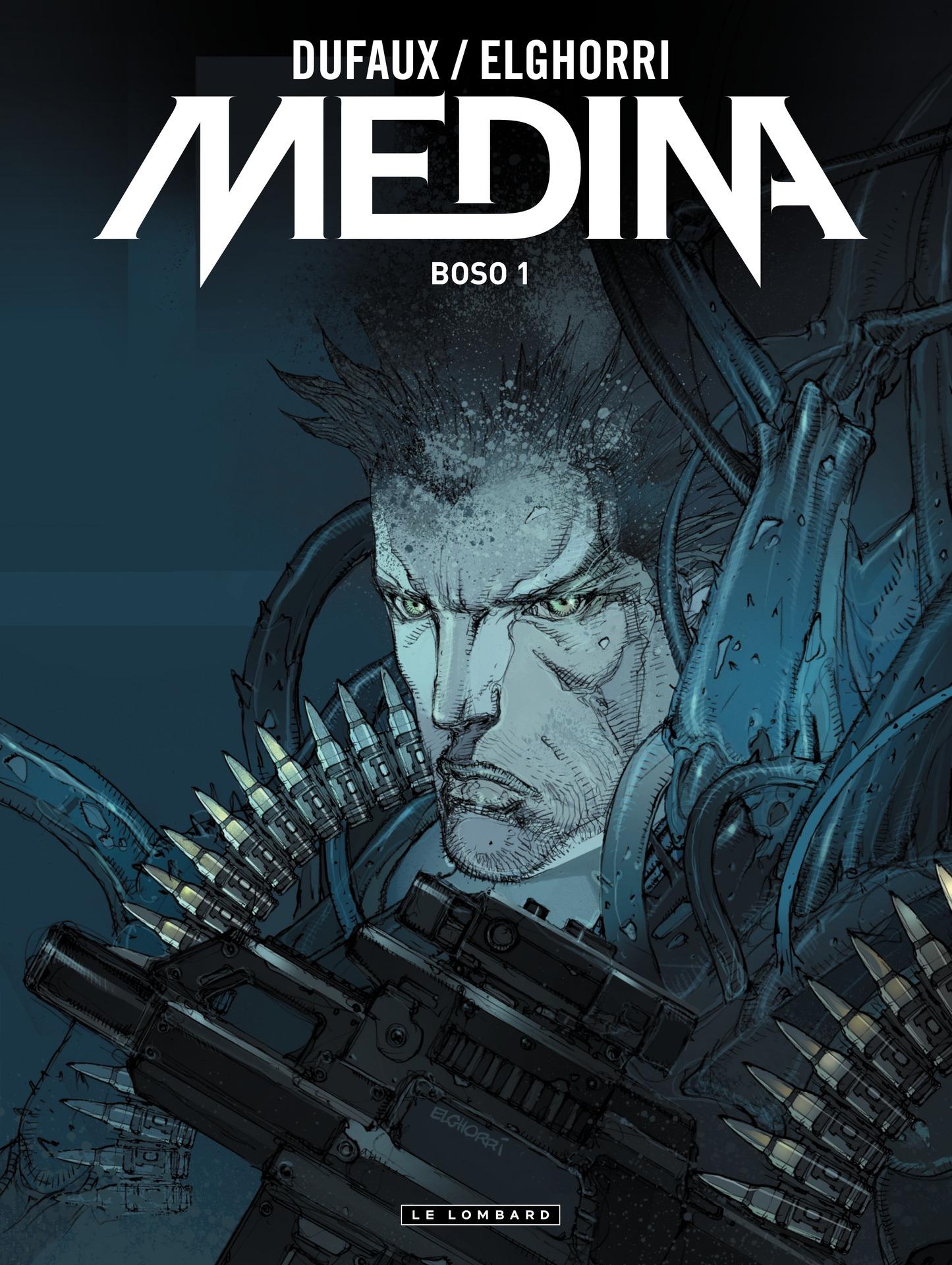 Medina - Tome 2 - Boso